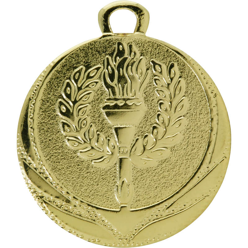 MEDALS Medals and Trophies - Victory Medal 32mm - Gold BIEMANS TROPHY PRODU - Accessories