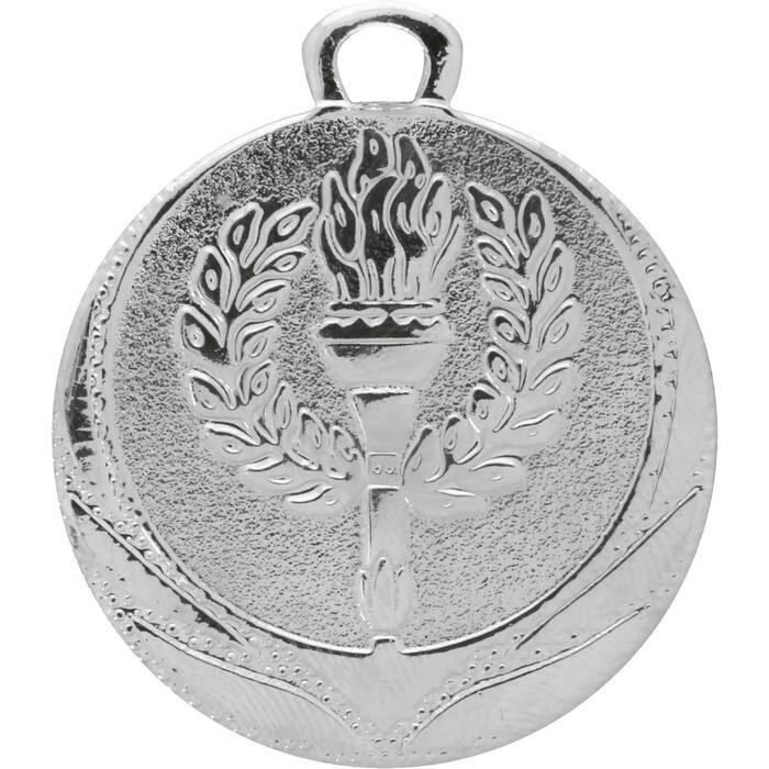 Medaille winnaar 32 mm zilver