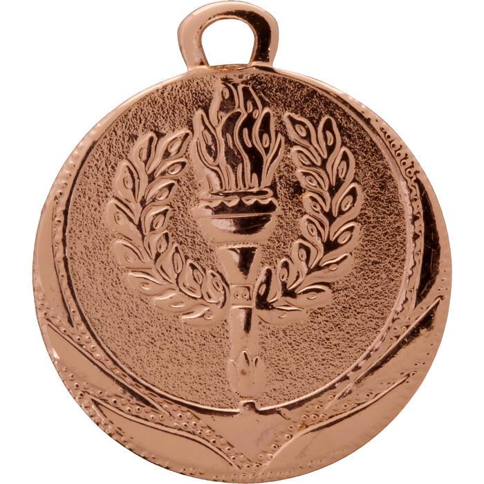 Medaille winnaar 32 mm brons