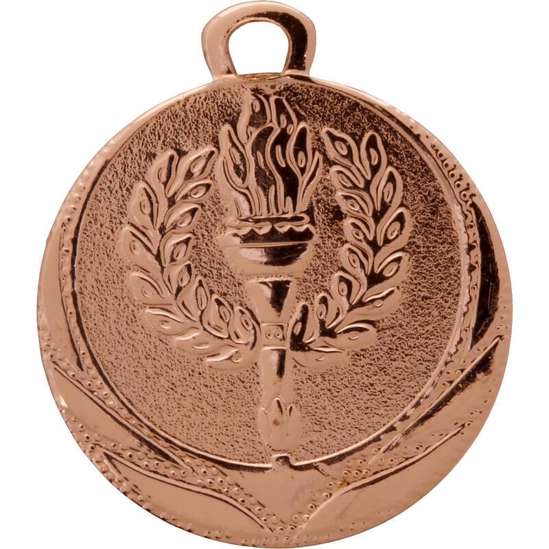Medals Fotbal - Bronzová medaile 32 mm  BIEMANS TROPHY PRODU - Vybavení pro hráče a kluby