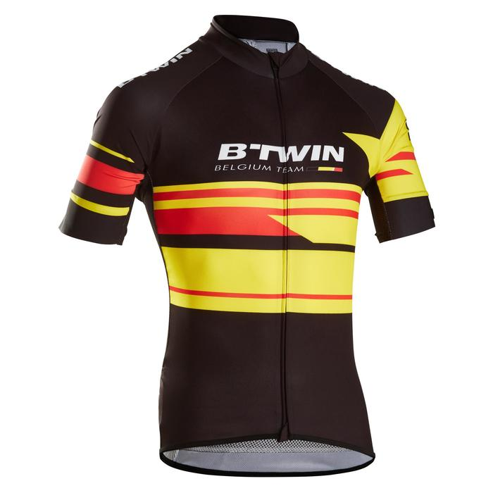 MAILLOT VELO ROUTE MANCHES COURTES HOMME ROADCYCLING 900 BELGIUM