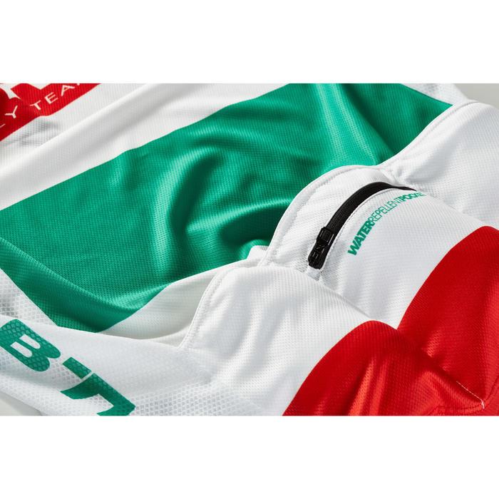 Kurzarm-Radtrikot Rennrad 900 Italien Herren