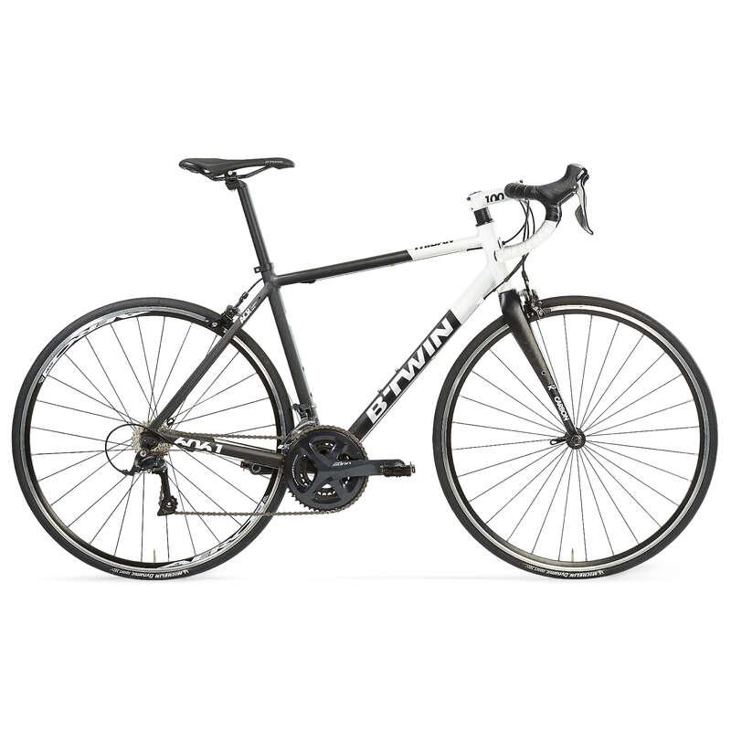ORSZÁGÚTI KERÉKPÁROK TÚRAKERÉKPÁROZÁSHOZ - Országúti kerékpár Triban 520 BTWIN