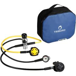 INT單活塞章魚式調節器和壓力錶組SCD 100