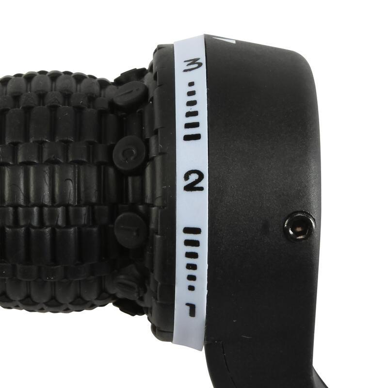 3-Speed Left Grip Shifter