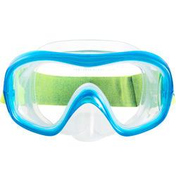 Set duikbril en snorkel 520 voor kinderen - 1163032