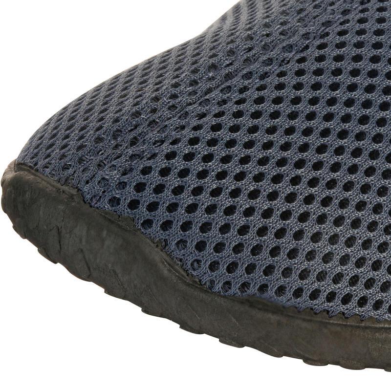 รองเท้าลุยน้ำรุ่น 100 (สีเทาเข้ม)