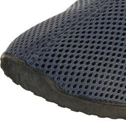 Aquaschuhe 100 Erwachsene dunkelgrau