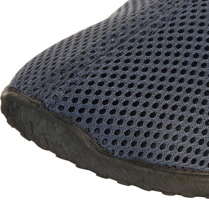 Aquaschuhe 100 dunkelgrau