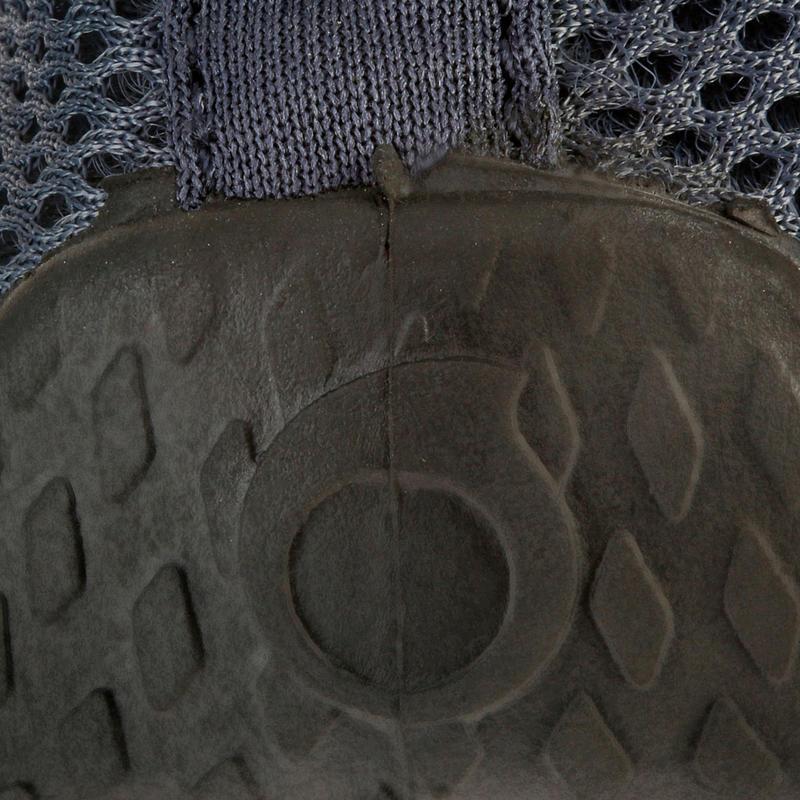 รองเท้าลุยน้ำรุ่น 50 (สีเทาเข้ม)