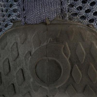 حذاء الماء SUBEA50-رمادي داكن