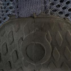 Escarpines Cangrejeras Zapatillas Acuáticas de Snorkel Subea SNK100 Adulto Gris