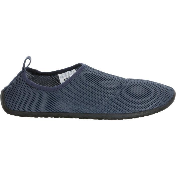 Chaussures aquatiques Aquashoes 50 grises foncées - 1163211