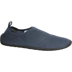 100 浮潛鞋- 深灰色