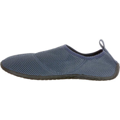 Zapatos Acuáticos De Río Snorkeling Subea Adulto Gris