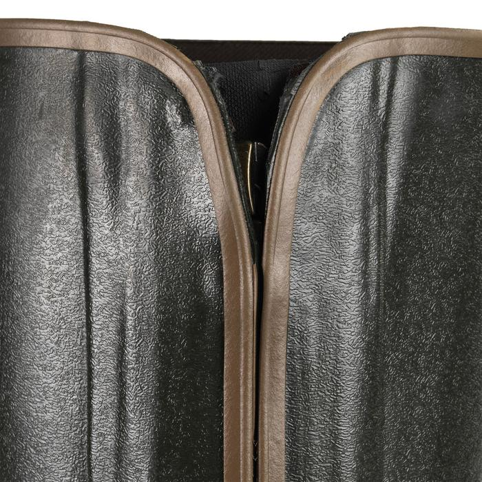 Jagdstiefel Renfort 540 mit Reißverschluss grün