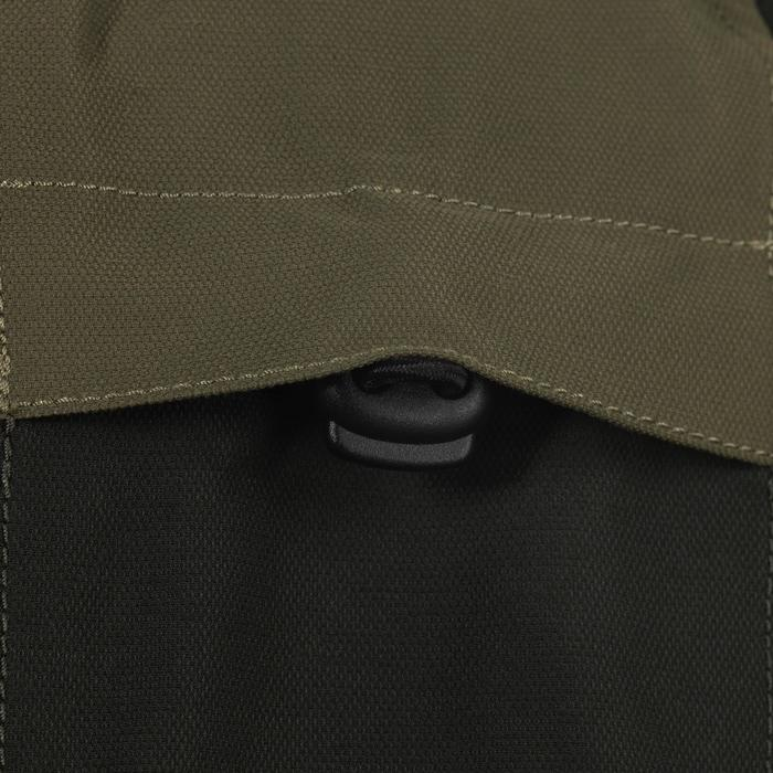Regenjas voor de jacht Renfort 500 groen
