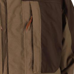 Waterdichte jagersjas Renfort 500 bruin