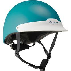 100 馬術頭盔 - 綠松石