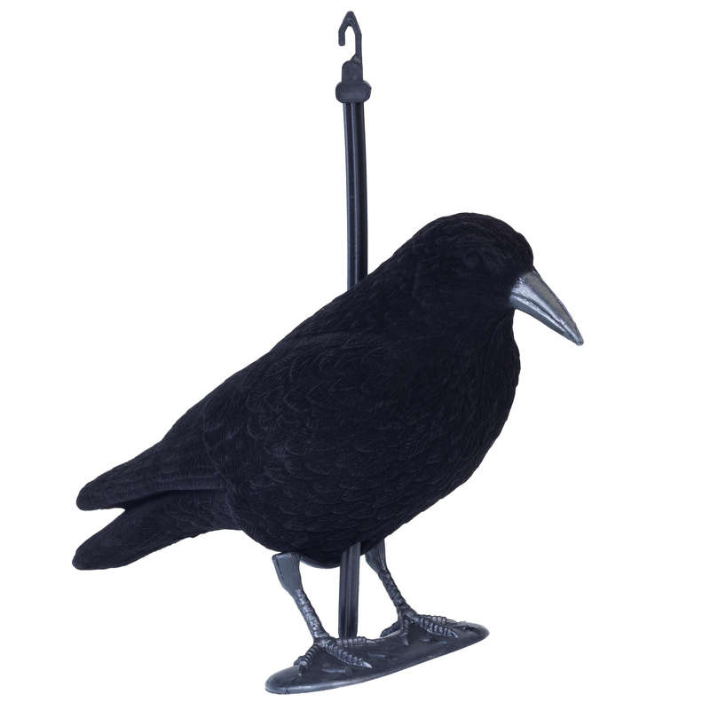 CROW HUNTING ACCESSORIES Shooting and Hunting - Crow Decoy NO BRAND - Hunting Types