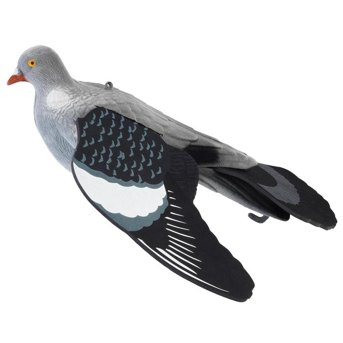 Lokvogel duif Mirage 3D
