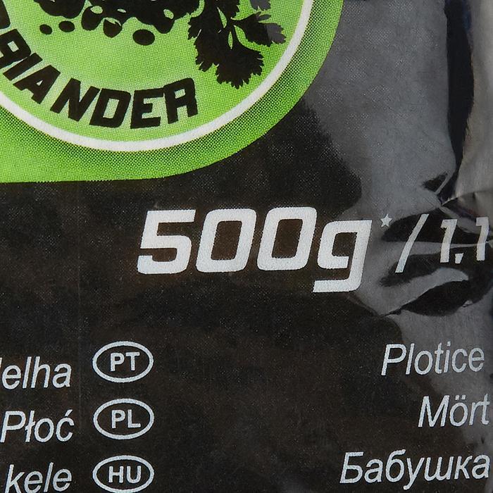 Lokaasvissen met vaste hengel Gooster voorn 0,5 kg