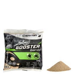 Grundfutter Gooster Plötze 0,5 kg
