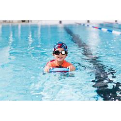Montuur voor zwembril 500 Selfit maat S grijs/geel