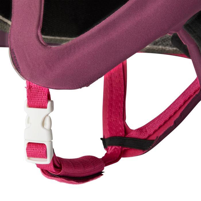 Casque équitation SAFETY CABRIOLE rouge et - 1163751