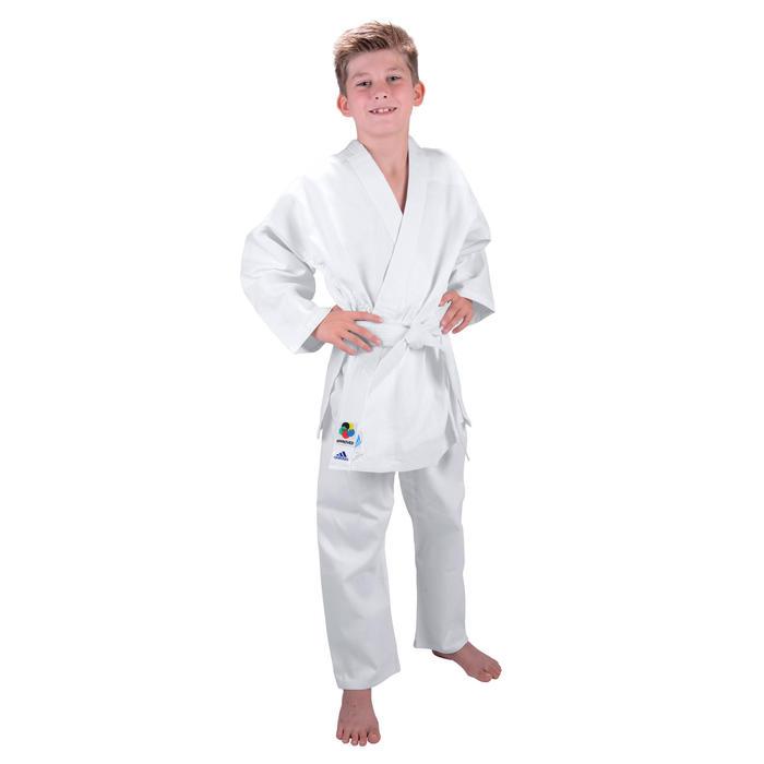 Adidas Karateanzug K200E Kinder mitwachsend