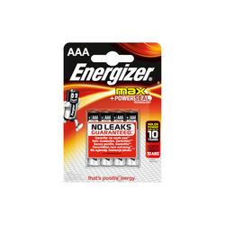 Set 4 AAA-batterijen LR03 Max