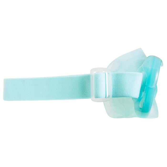 Snorkelset SNK 520 duikbril en snorkel voor volwassenen - 1164123