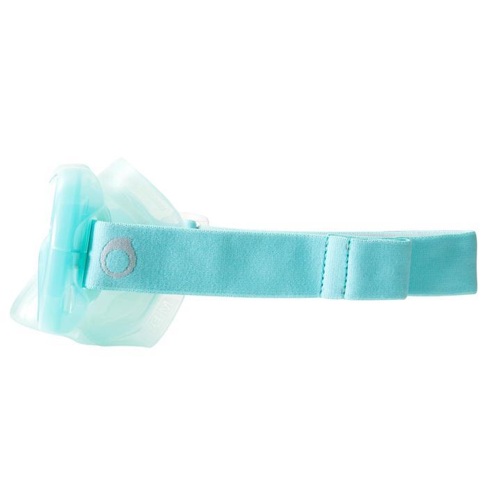 Kit MT masque tuba de snorkeling SNK 520 adulte - 1164126