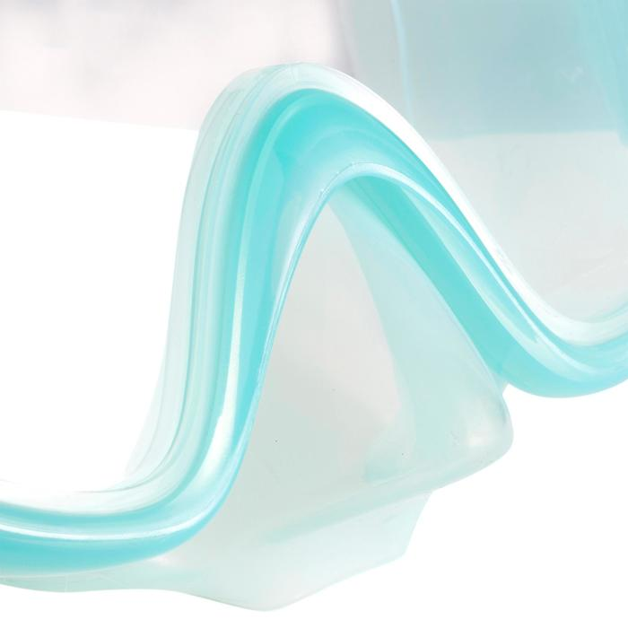 Snorkelset SNK 520 duikbril en snorkel voor volwassenen - 1164130