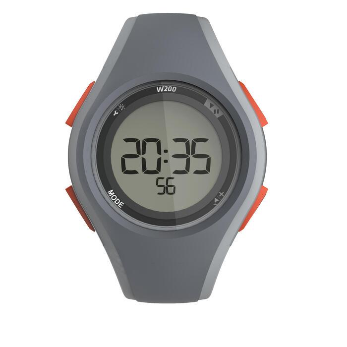 Montre chronomètre de course à pied homme W200 M - 1164132