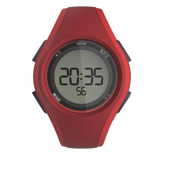 Digitaal sporthorloge voor heren W200 M stopwatch - 1164137