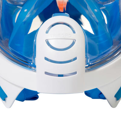 Easybreath Surface Snorkelling Mask - blue