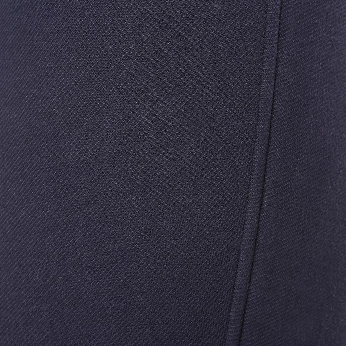 Pantalon chaud équitation femme VICTORIA marine