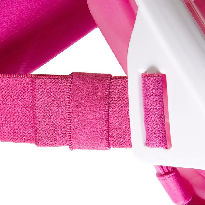 Schnorchelmaske Easybreath rosa