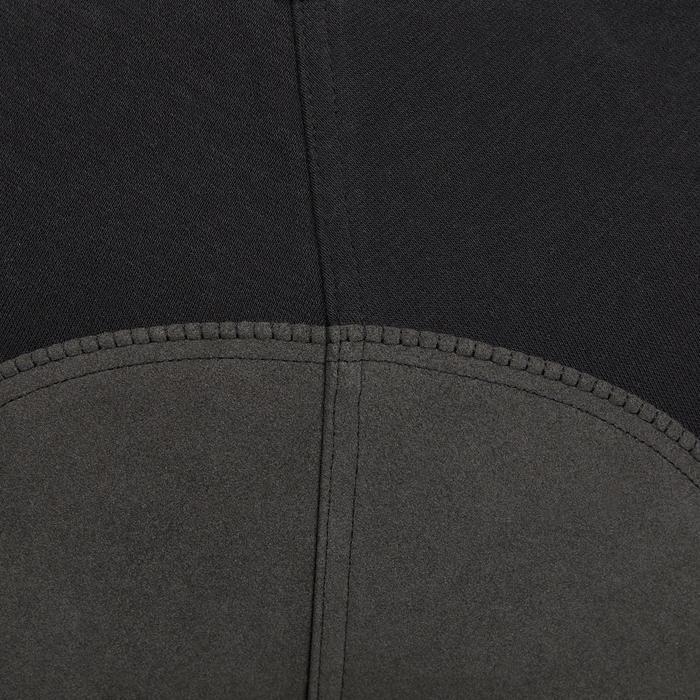 Reithose 180 Vollbesatz Full Seat Damen schwarz