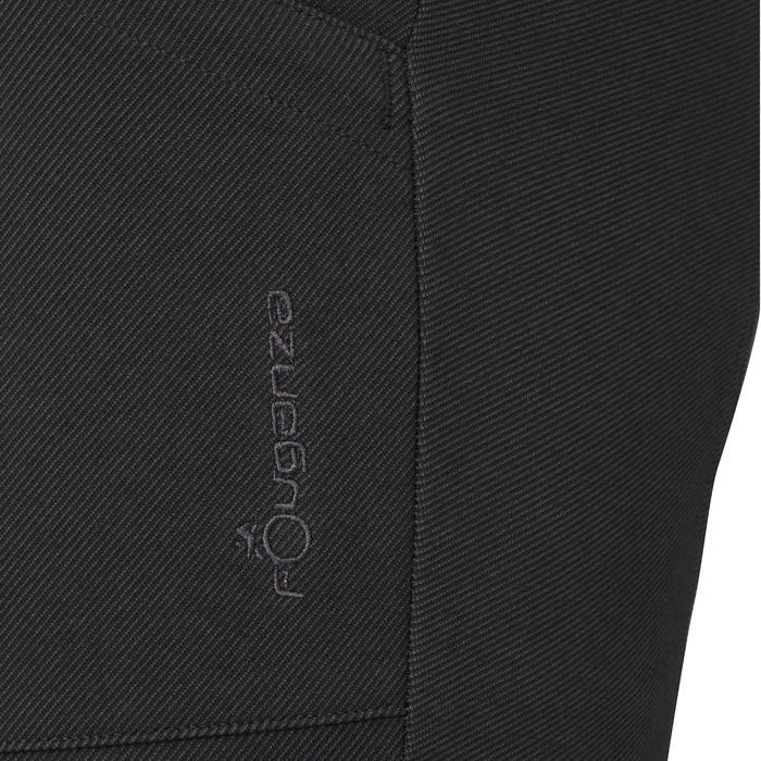 Pantalon chaud équitation homme VICTOR gris foncé - 1164996