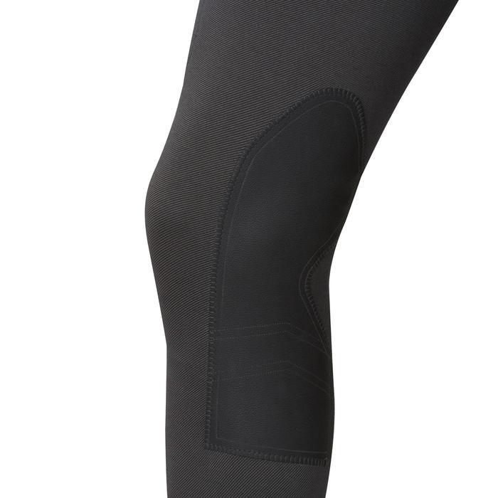 Pantalon chaud équitation homme VICTOR gris foncé - 1165002