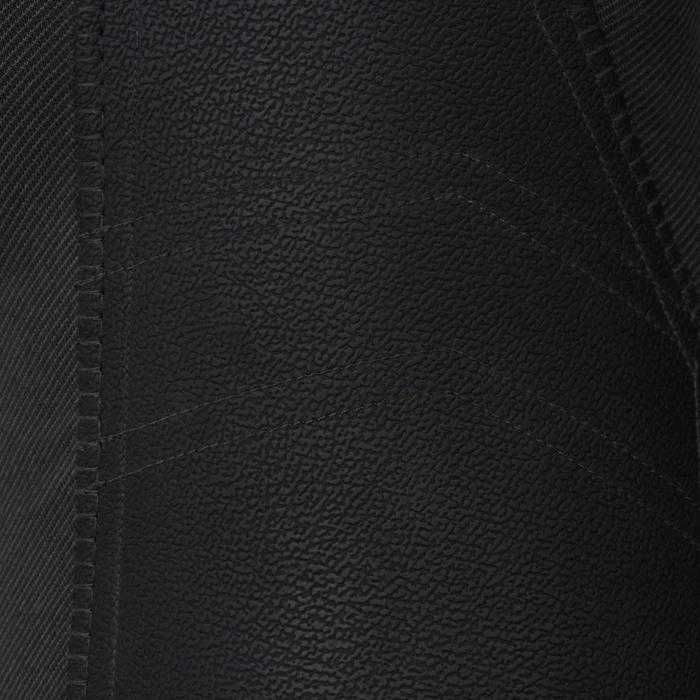 Pantalon chaud équitation homme VICTOR gris foncé - 1165018
