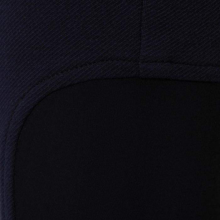 Pantalon chaud équitation homme VICTOR gris foncé - 1165040