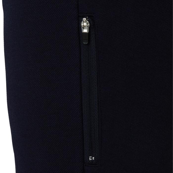 Pantalon chaud équitation homme VICTOR gris foncé - 1165045