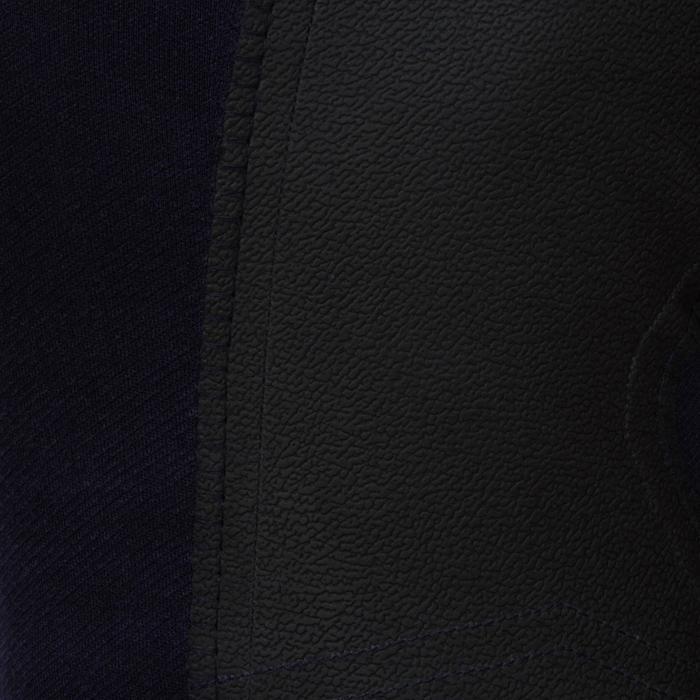 Pantalon chaud équitation homme VICTOR gris foncé - 1165056