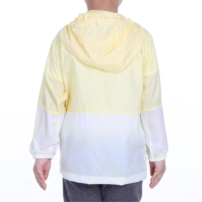 Helium 500 Children's Boy's Windbreaker Hiking Jacket - Yellow
