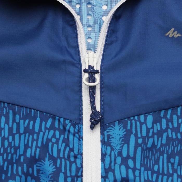 Helium 500 男童防風健行運動夾克 - 藍色