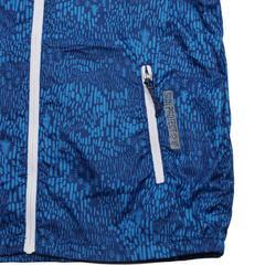 Helium 500 Boy's Windbreaker Hiking Jacket - Blue