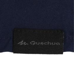 Arpenaz 100 男士短袖運動襯衫 - 藍色